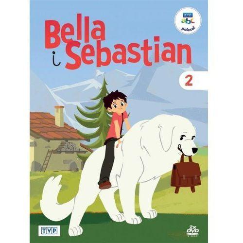 Bella i Sebastian cz. 2 DVD (5902739669433)