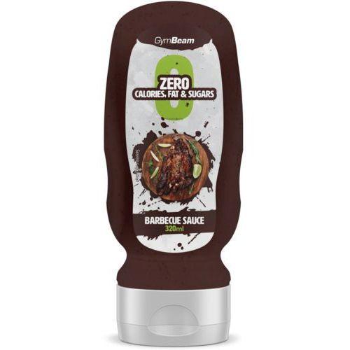 Gymbeam sos bez kalorii bbq 320 ml