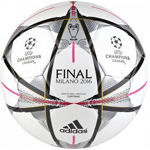 Adidas Piłka nożna finale milano 2016 ac5487 (rozmiar 5)