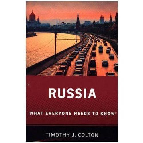 Timothy J. Colton - Russia, Colton, Timothy J.