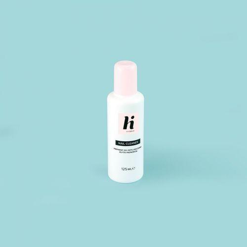 nail cleaner preparat do odtłuszczania płytki paznokcia 125ml marki Hi hybrid