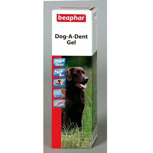 BEAPHAR Dog-a-Dent Gel - żel do pielęgnacji jamy ustnej dla psów 100g (8711231113835)
