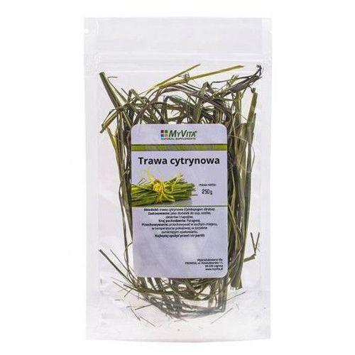 Trawa Cytrynowa, Myvita 250 g