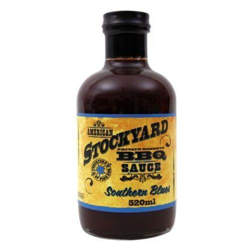 Micro-batch Stockyard southern blues bbq sauce