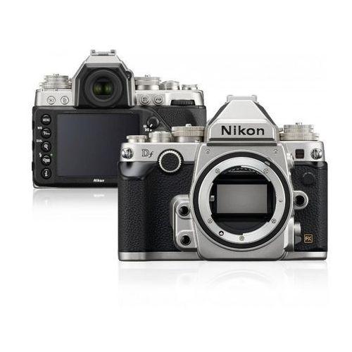 DF marki Nikon - lustrzanka cyfrowa