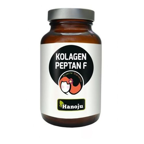 Kapsułki Kolagen Peptan F 300 mg (150 kaps.) Hanoju