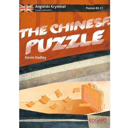 Angielski Kryminał z ćw.- Chinese puzzle (9788377887585)
