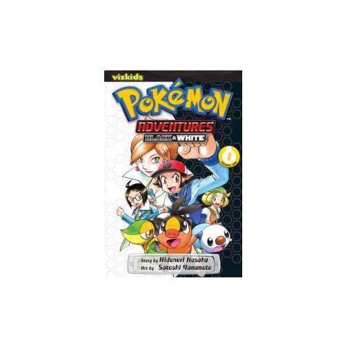 Pokemon Adventures Black & White (9781421558981)