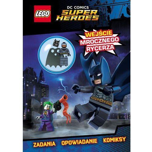 KSIĄŻKA LEGO® DC Comics. Wejście mrocznego rycerza