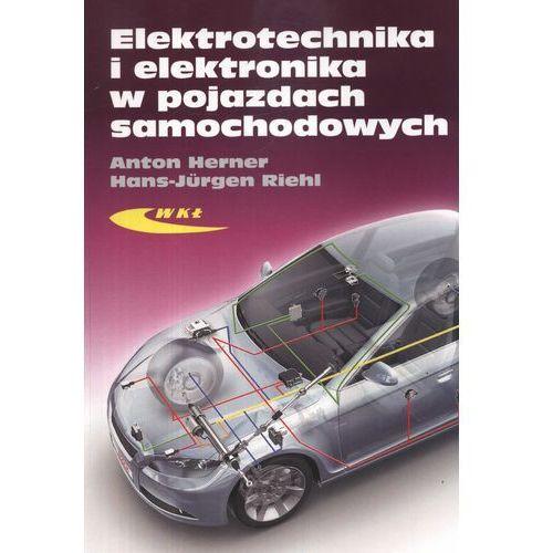 Elektrotechnika i elektronika w pojazdach samochodowych (2013)