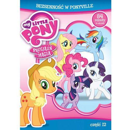 My little pony: przyjaźń to magia. część 12 (płyta dvd) marki Galapagos