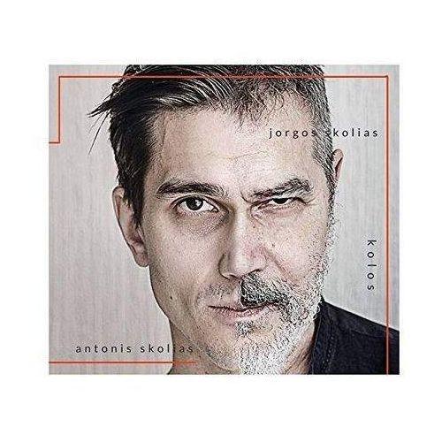 Universal music Kolos (digipack) (cd) - jorgos skolias & antoni skolias