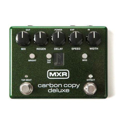 m292 - carbon copy deluxe analog delay efekt gitarowy marki Mxr
