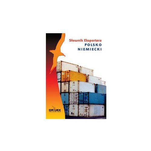Polsko-niemiecki słownik eksportera (9788379221554)