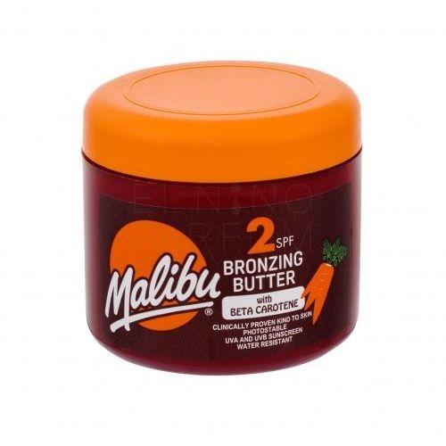 bronzing butter spf2 preparat do opalania ciała 300 ml dla kobiet marki Malibu