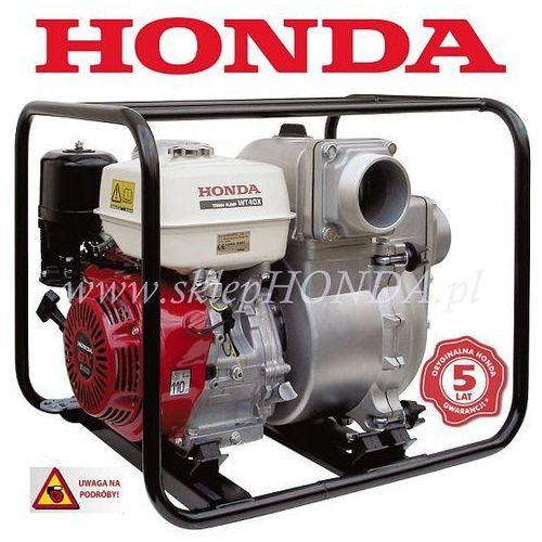 WT 40 X Motopompa HONDA (30 mm, 1600 l/min) + OLEJ + DOSTAWA GRATIS