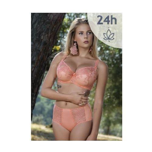 Biustonosz Afrodyta Semi-soft K-24 Koral - produkt dostępny w NeverShy.pl