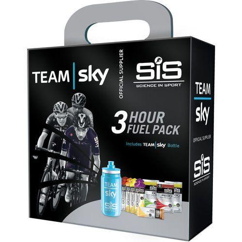 SiS Team Sky 3 Hour Fuel Żywność dla sportowców 2018 Batony i żele energetyczne