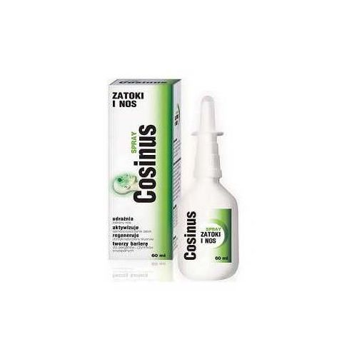 Cosinus Zatoki i Nos spray 60ml