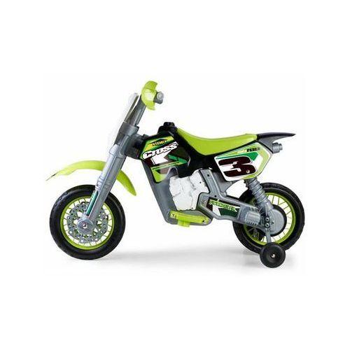 motor na akumulator 6v rider cross+ bramka ogrodowa gratis! marki Feber