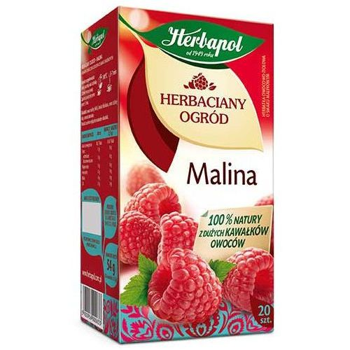 Herbapol Malinowa herbatka owocowa 20x3g