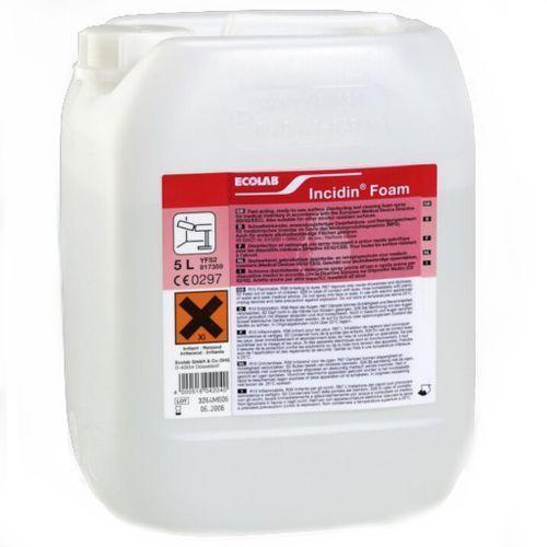Płyn do dezynfekcji sprzętu medycznego Incidin Foam® Ecolab 5 litrów (4028163012704)