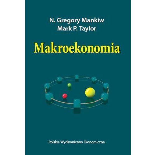 Makroekonomia - Mankiw N. Gregory, Taylor P. Mark, PWE
