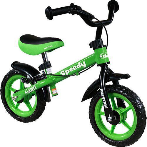 Rowerek biegowy speedy m /zielony/ marki Arti