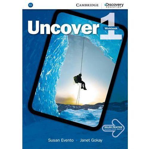 Uncover 1 Workbook with Online Practice - Wysyłka od 3,99, oprawa miękka