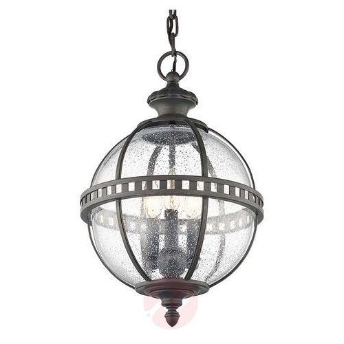 Lampa wisząca kl/halleron/8m ip44 - lighting - rabat w koszyku marki Elstead