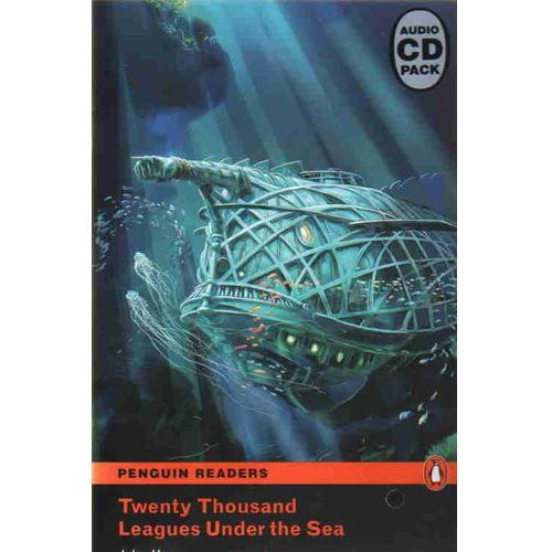 Twenty Thousand Leagues Under the Sea plus Audio CD Penguin Readers Classic (2008)
