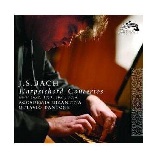BACH:CONCERTOS FOR HARPSICHORD - Ottavio Dantone (Płyta CD)