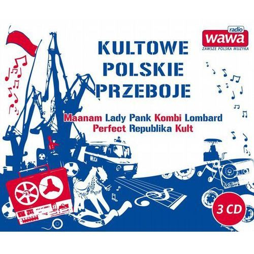 Mtj Kultowe polskie przeboje [3cd] (5906409901823)