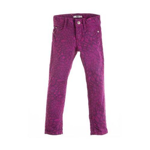 Dżinsy w kolorze fioletowym | rozmiar 140 - produkt dostępny w LIMANGO