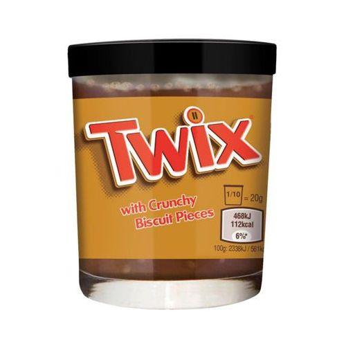 200g krem do smarowania o smaku batonika twix marki Twix