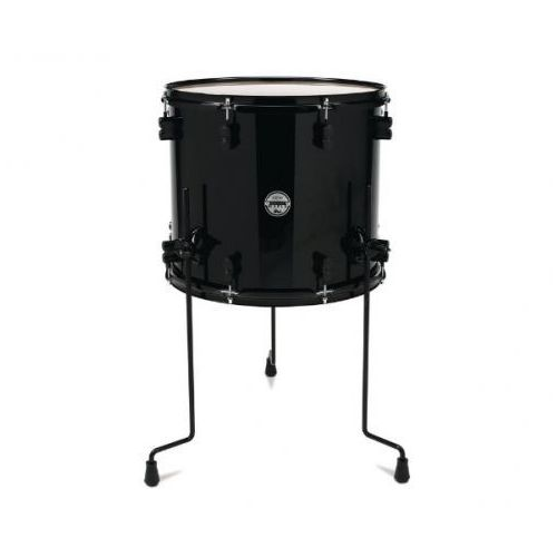 PDP by DW Floor Tom Concept Maple, Black Sparkle