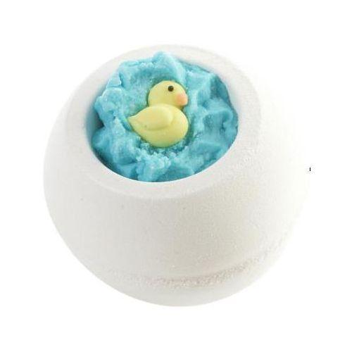 Bomb Cosmetics Ugly Ducking - musująca kula do kąpieli, 5037028238660