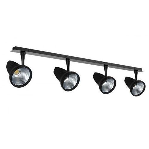 Reflektor kierunkowy na listwie 4 x 35w miloo i-spot led l4 marki Miloo lighting