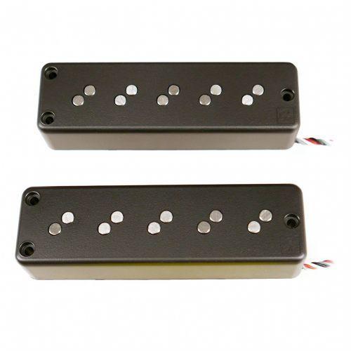 Nordstrand fat stack 5, split humbucker - 5 strings, set zestaw przetworników do gitary