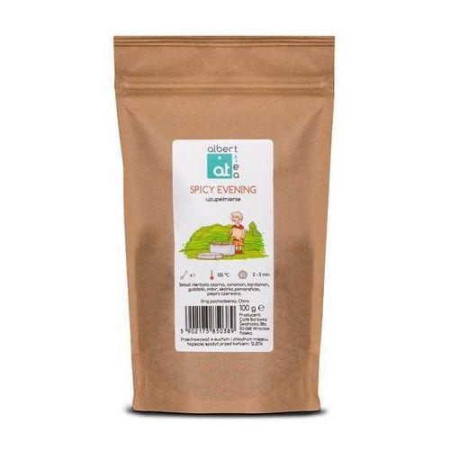 spicy evening - uzupełnienie marki Albert tea