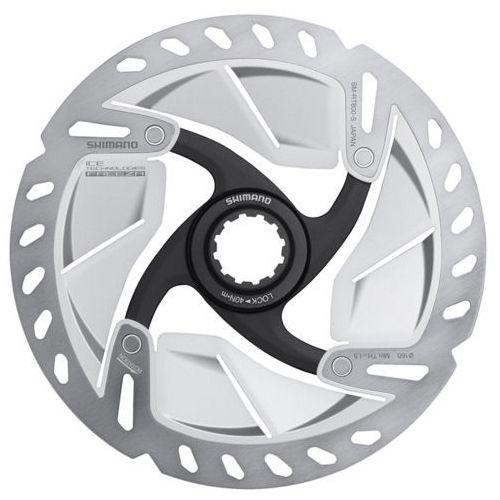Tarcza hamulcowa sm-rt800 srebrny / mocowanie tarczy: centerlock / rozmiar: 140 mm marki Shimano
