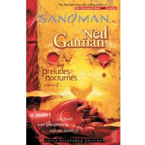 Sandman (9781401225759)