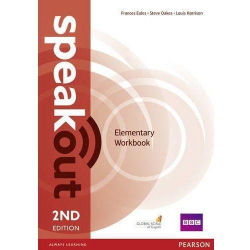 Speakout Elementary 2nd Edition Workbook Without Key, oprawa broszurowa