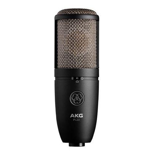 p420 mikrofon studyjny marki Akg