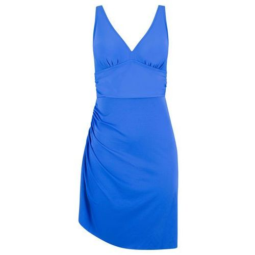 Sukienka kąpielowa bonprix błękit królewski, sukienka
