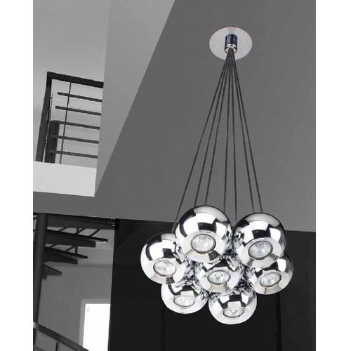 Azzardo Lampa gulia 7 chrome (5901238408772)