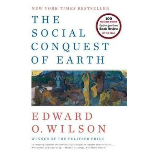Social Conquest of Earth, WW Norton Co