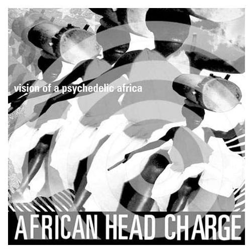African head charge - vision of a psychedelic africa [wyprzedaż - wiosna 2014] marki Warner music poland