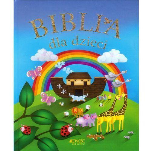 Biblia dla dzieci (400 str.)