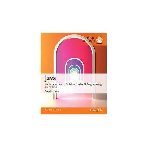 Java: Global Edition - Wysyłka od 2,99 - porównuj ceny z wysyłką - Wesołych Świąt, Walter Savitch